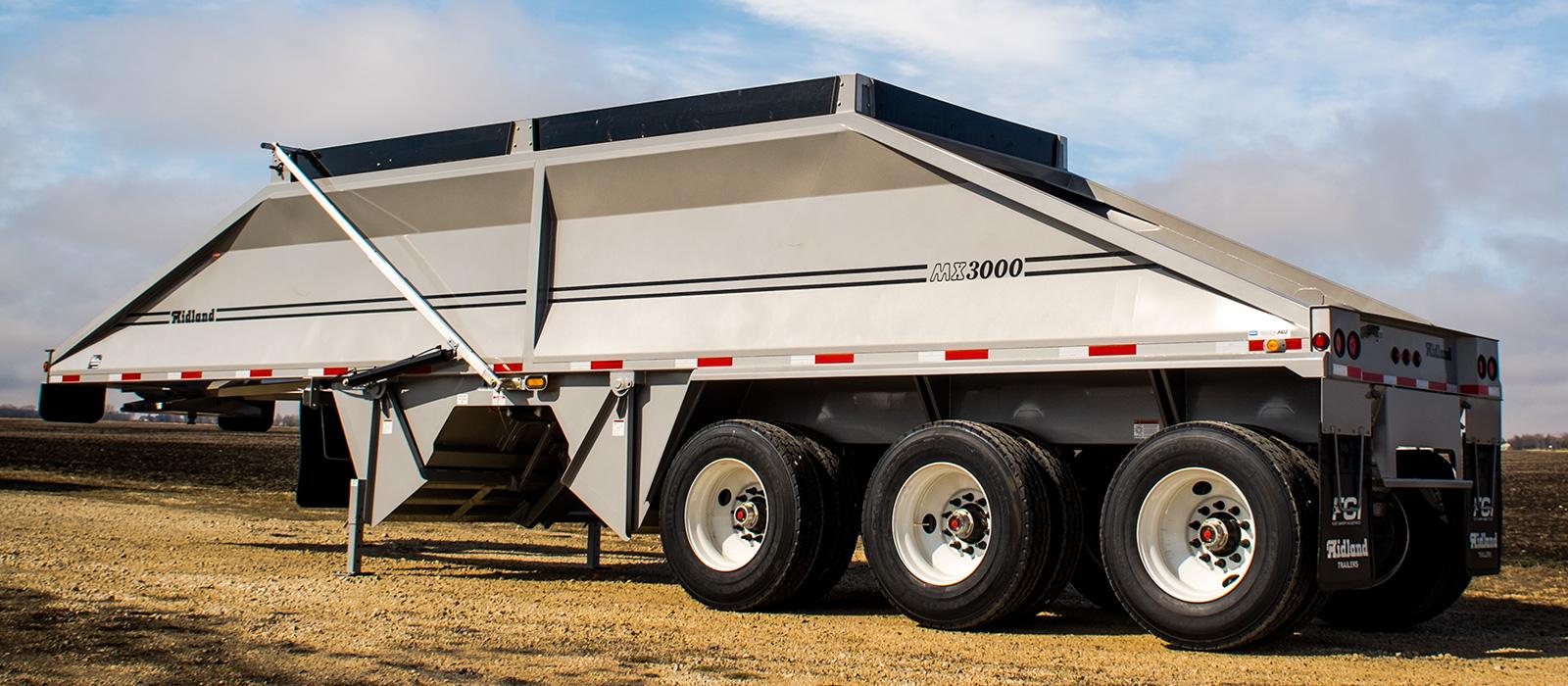 MX 3000 trailer