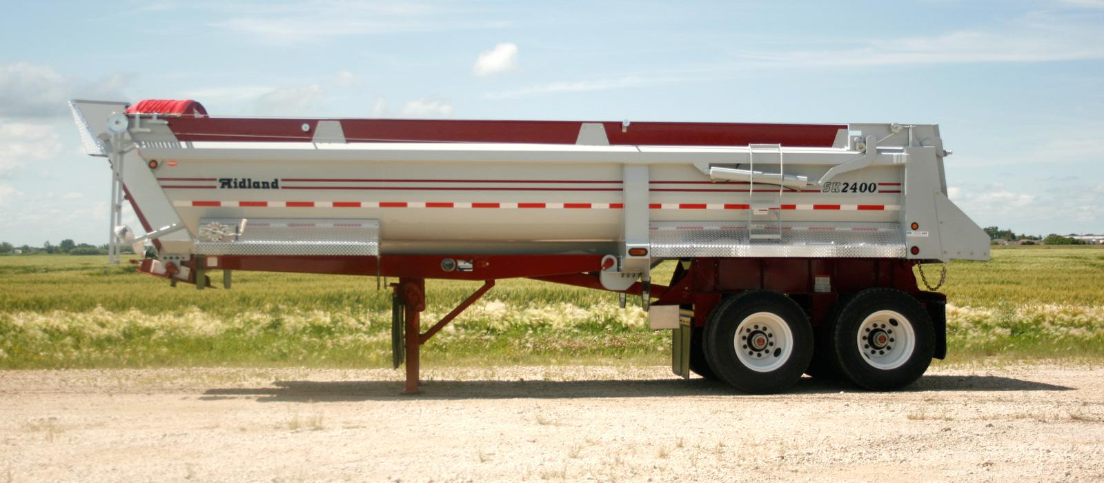 SK 2400 trailer
