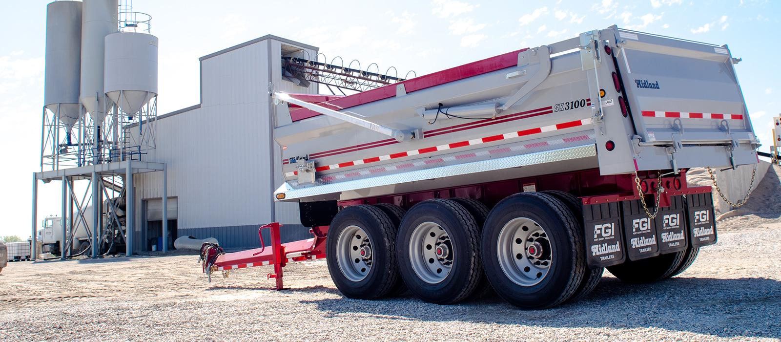 SK 3100 trailer