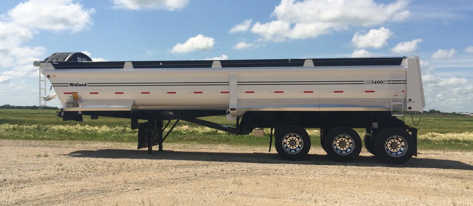 SK 3400X trailer