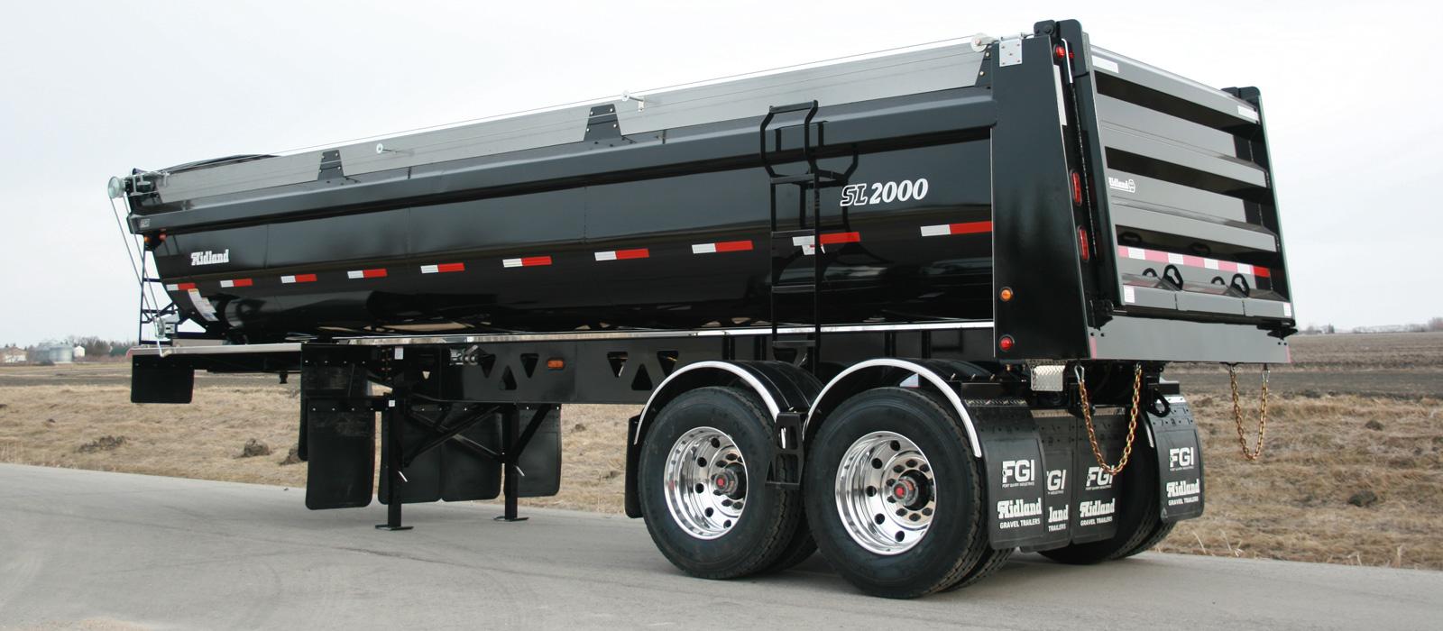 SL 2000 trailer