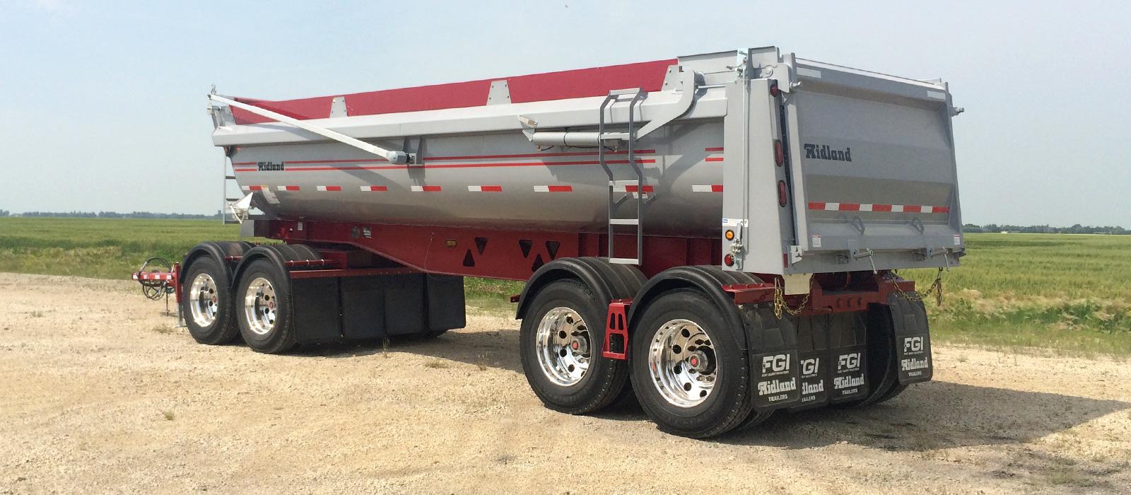 SLX 42 trailer