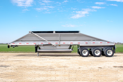 tc3000x gravel trailer
