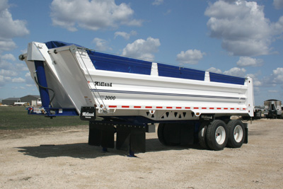 xl2000 gravel trailer