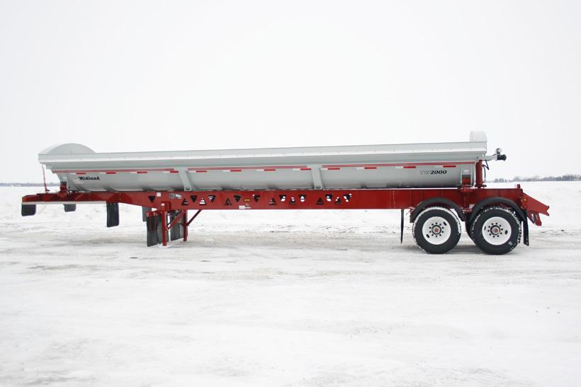 TW 2000 trailer