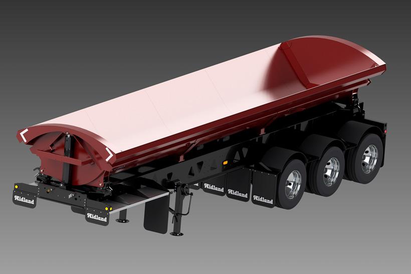 TW 3000 trailer render