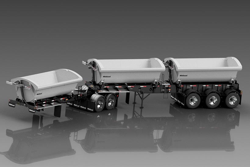 TW 32B trailer render