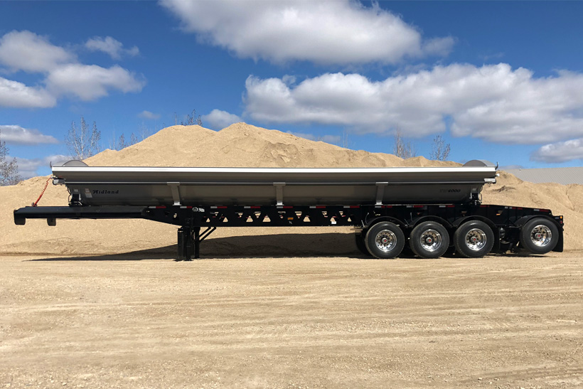 TW 4000 trailer
